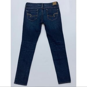 American Eagle Outfitters Jeans - AEO Stretch Skinny Jeans 6 Blue